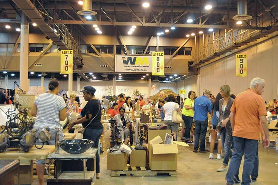 GHBA's Charity Garage Sale At NRG A DIYer's Dream