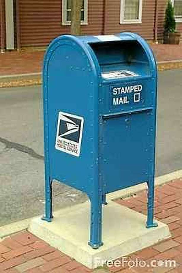 Letters to the editor mailbox Photo: File Photo