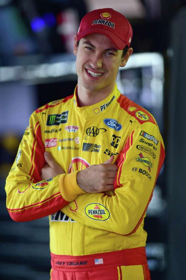 Middletown native Joey Logano, driver of the #22 Shell Pennzoil Ford, is among finalists vying for the 2018 Comcast Community Champion of the Year Award. Photo: Jared C. Tilton / Getty Images / 2018 Getty Images