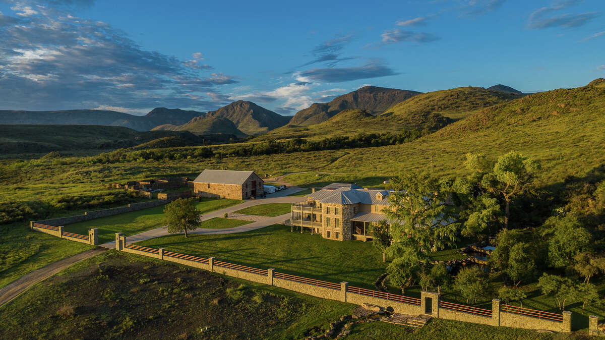 The KC7 Ranch sprawls over 37,000 acres near Interstate 10 in Reeves and Jeff Davis counties in the foothills of the Davis Mountains.