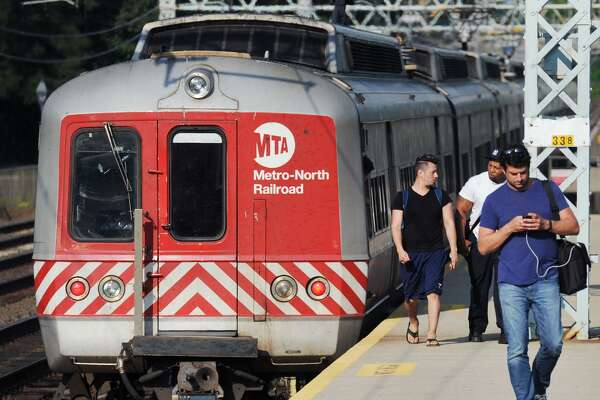 Metro-North commuter fares in Connecticut are the highest in the country mostly due to the state's 24 percent subsidy - the lowest in the U.S.