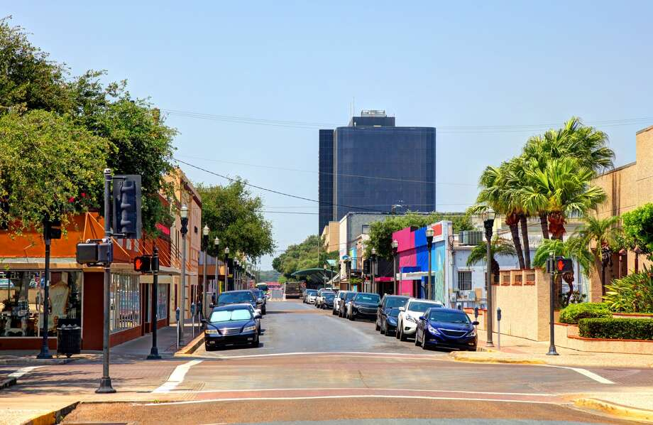28. McAllen, TX