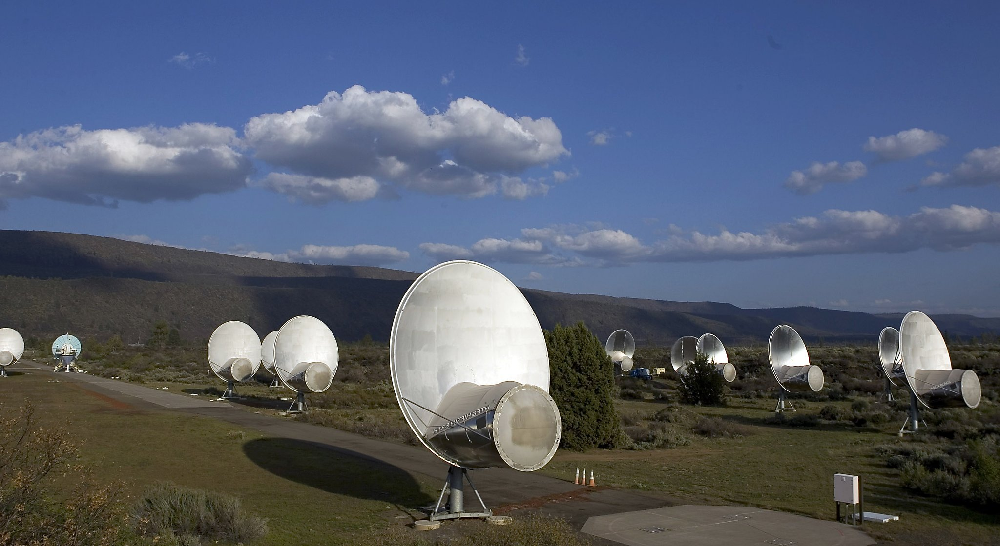 Remote Northern California site gets huge upgrade to search for alien life