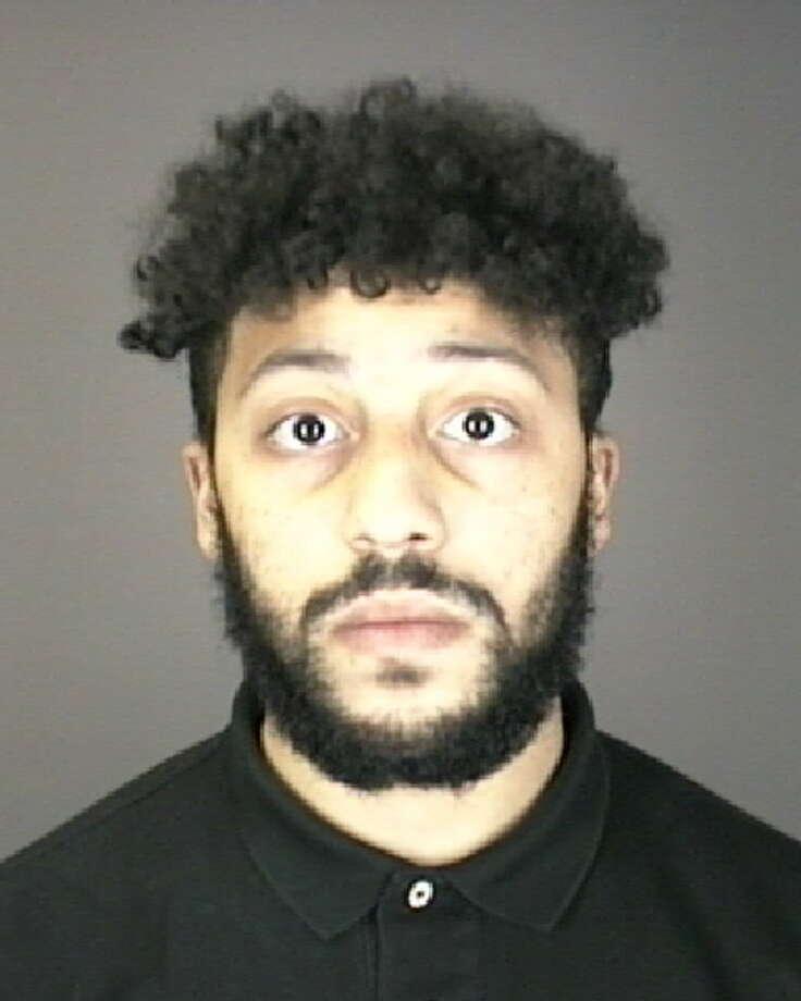 Jorge K. Colon, 23, of Altamont. (New York State Police)