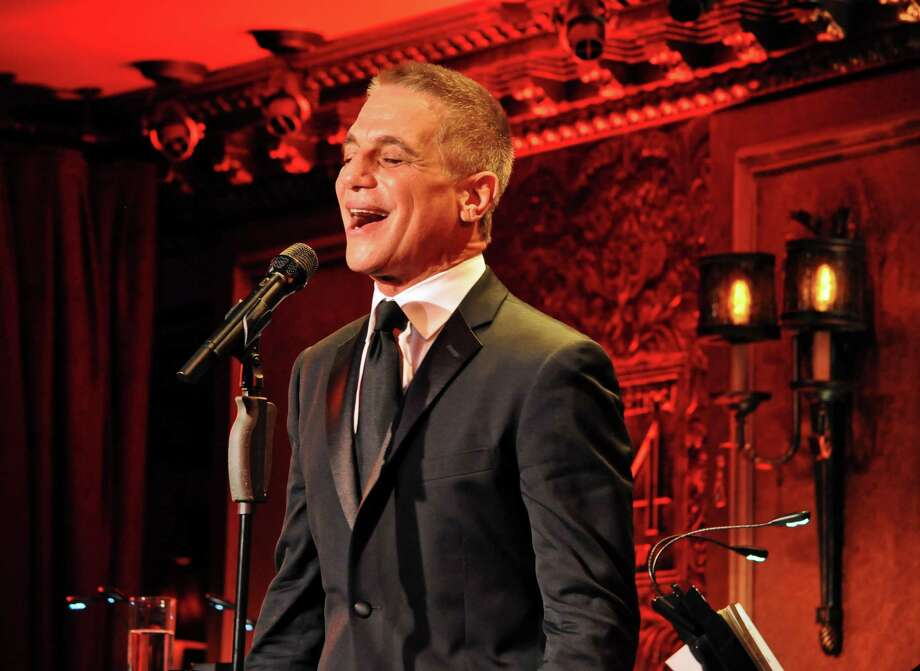 "Tony Danza brings his ""Standards and Stories"" show to The Ridgefield Playhouse on Oct. 27. Photo: Veronica Bruno / Contributed Photo"