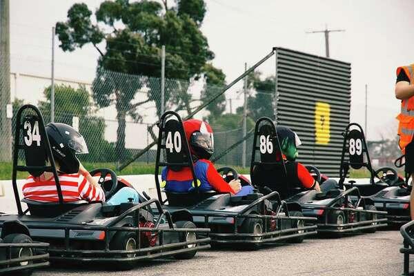 Go Kart Racing Houston >> Live Action Mario Kart Coming To Houston In 2019 Houstonchronicle Com