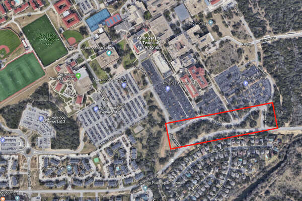 The Roadrunner Village is expected to be built on 20 acres the university owns along UTSA Boulevard between Ximenes and Bauerle. Officials envision casual dining, a grocery store and entertainment venues in the village.