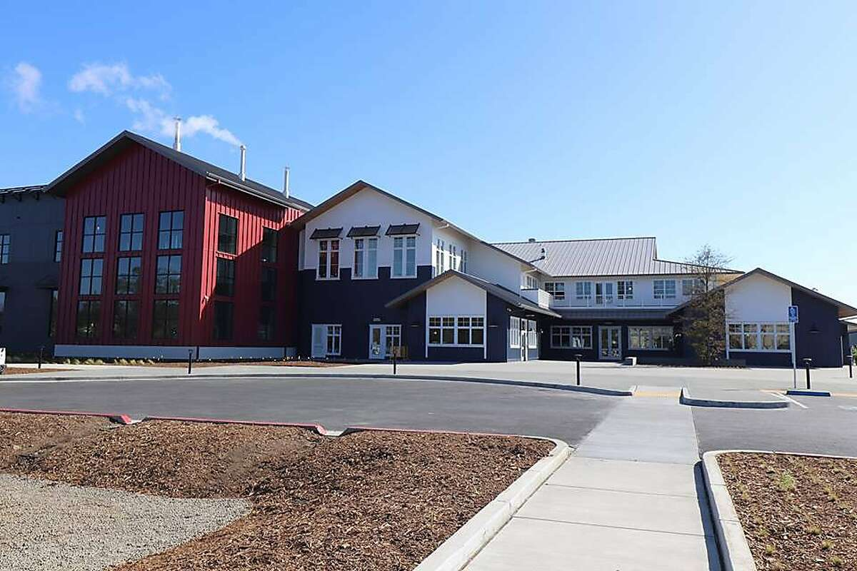 Russian River Brewing's new Windsor facility.