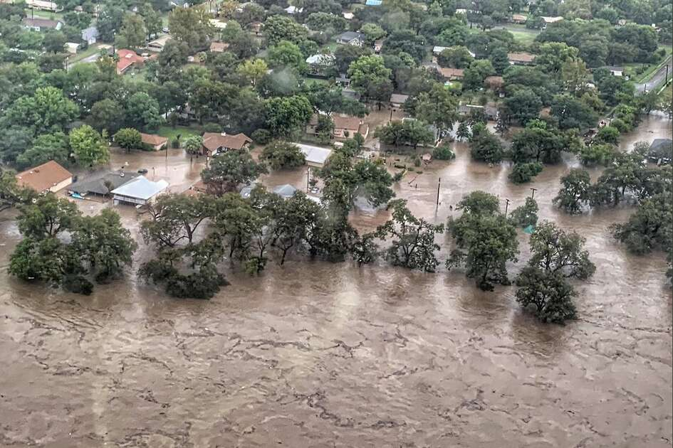 Texas Game Wardens have search and rescue teams conducting operations along the Llano River on Tuesday, Oct. 16, 2018.