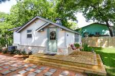 """Early 1900's renovated house"" - Boerne Average nightly rate: $125Sleeps: 2"