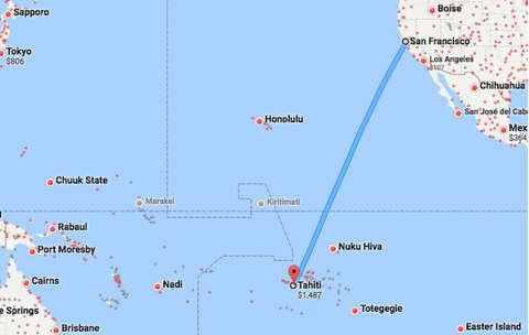 6 new long-haul flights taking off from SFO - SFGate