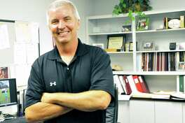 Richard Bain, who has been an educator for 25 years, was named Superintendent of the Year for Region 5.
