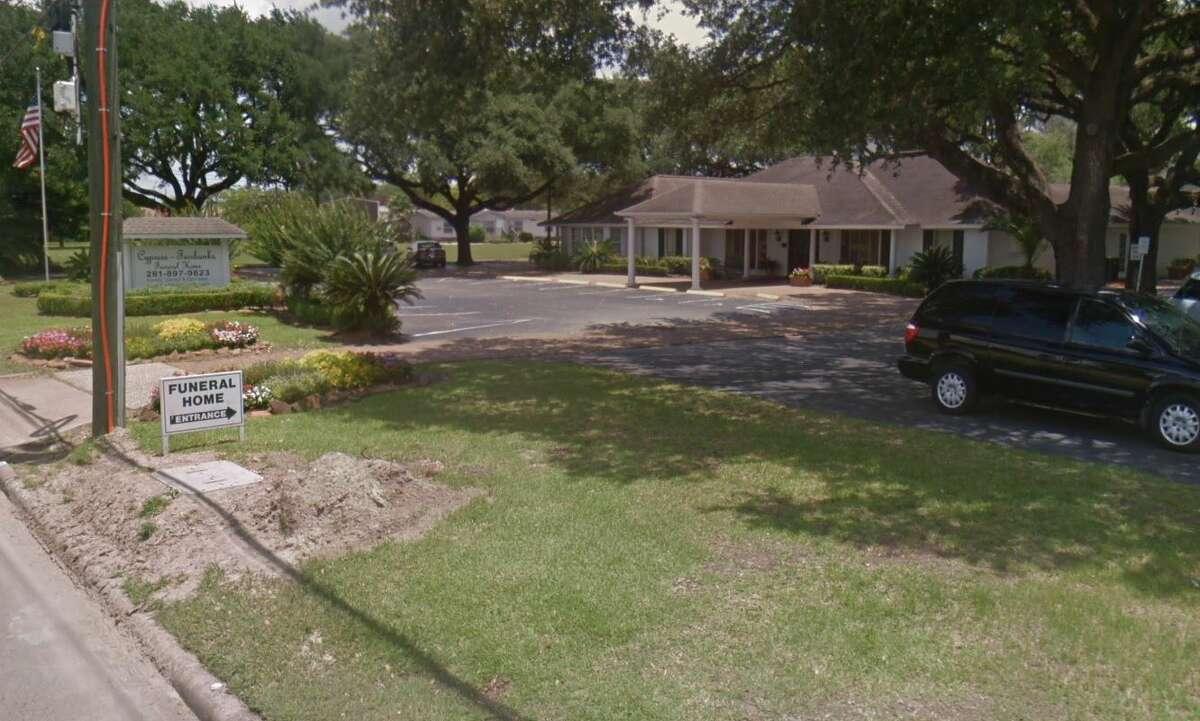 Cypress Fairbanks Funeral Home 9926 Jones Road, Houston