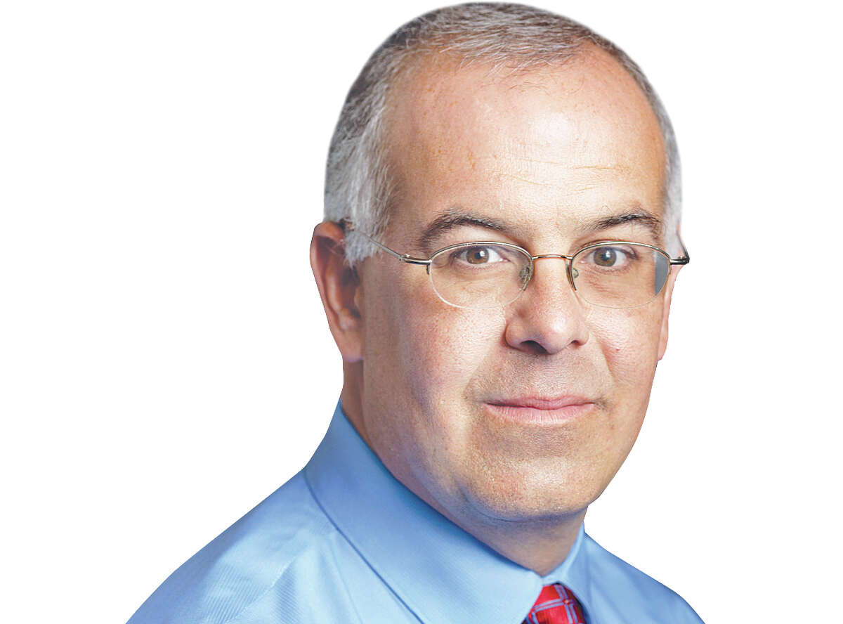 """FILE. Letter writer says, 'I find strange at best David Brooks' column, """"Open letter to a young Republican,"""" Feb. 22, penned in response to a young man looking for direction in life and searching for ways to make a difference in the Republican Party.' (Josh Haner/The New York Times)"""