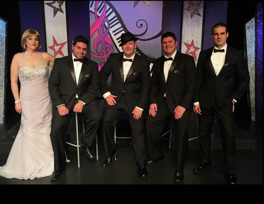 """The Connecticut Cabaret Theatre's production of """"The Rat Pack Lounge"""" continues on weekends through Nov. 3 in Berlin. Photo: Contributed Photo"""