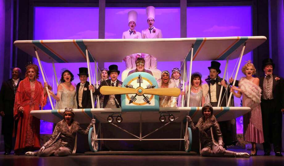 """""""The Drowsy Chaperone"""" continues at Goodspeed Musicals until Sunday, Nov. 25. Photo: Diane Sobolewski / Contributed Photo"""