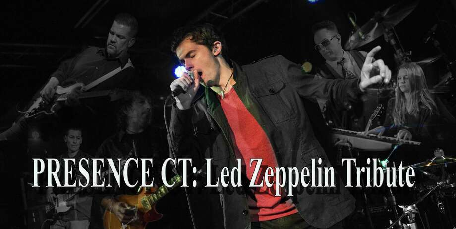 Presence, the Led Zeppelin tribute band, are performing Saturday in New Britain. Photo: Contributed Photo