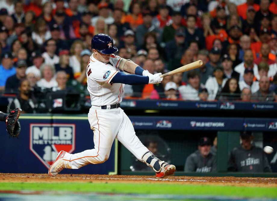 Astros' Alex Bregman moved to leadoff spot for ALCS Game 4