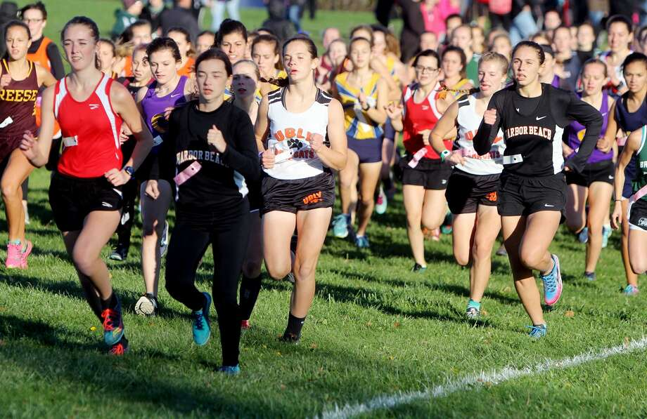 GTC Girls League Meet Photo: Paul P. Adams/Huron Daily Tribune