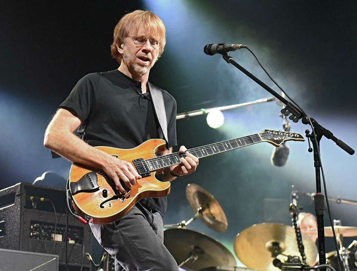The Trey Anastasio Band will appear at the 2020 Mountain Jam in Bethel.