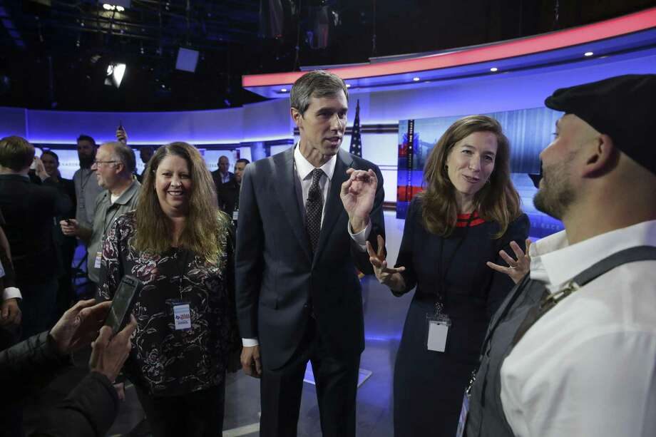 Democratic congressman Beto O'Rourke of El Paso may be a candidate for president in 2020. >>Learn more about the candidate who almost upset Republican incumbent Sen. Ted Cruz in November... Photo: Tom Reel, Staff / Staff Photographer / 2017 SAN ANTONIO EXPRESS-NEWS