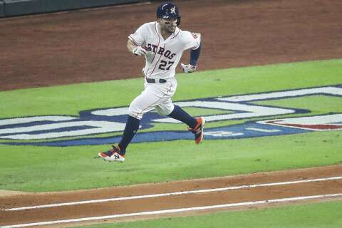 Astros' Jose Altuve to return to second base for ALCS Game 5