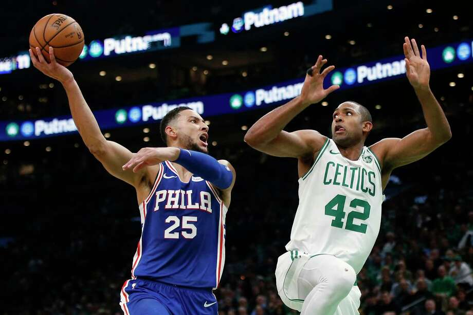 85b297358925 Celtics defeat 76ers in opener - Times Union
