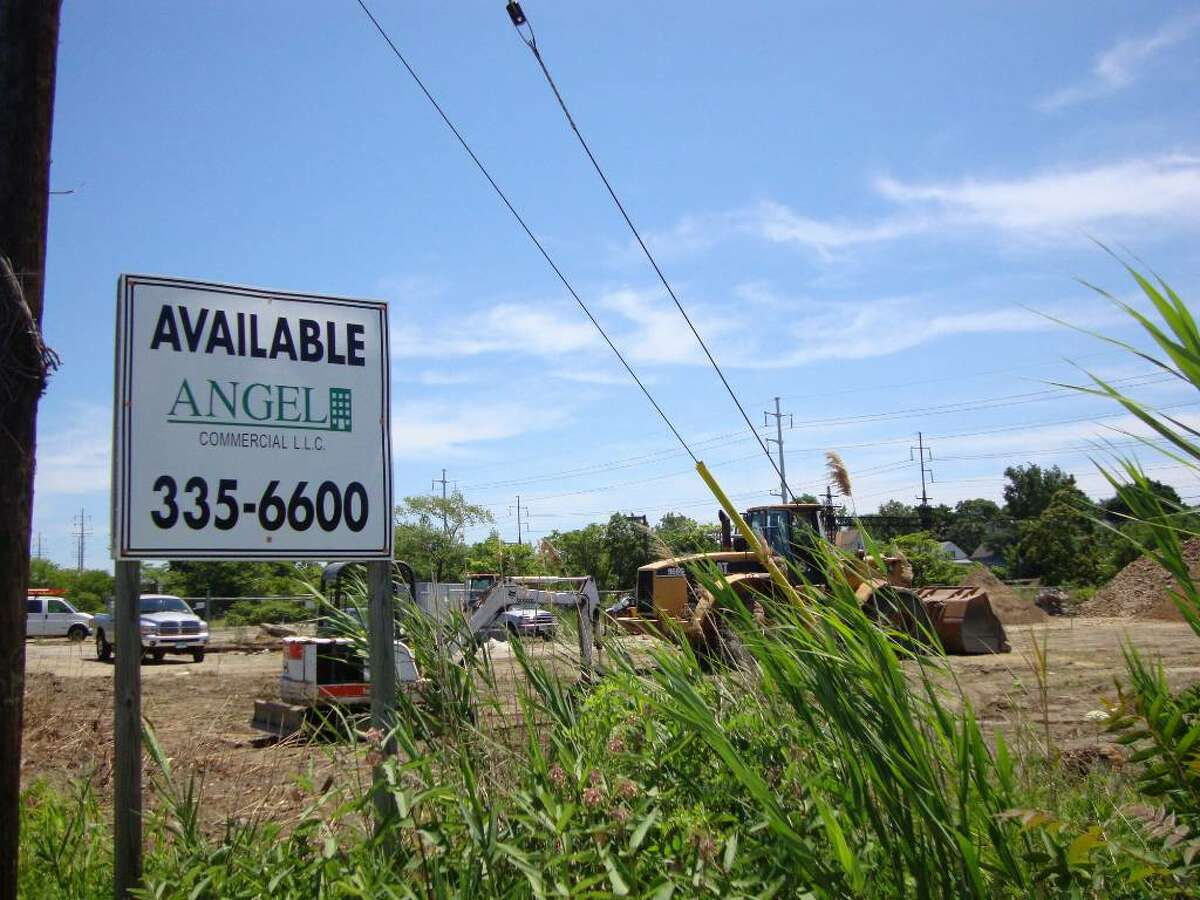 Site preparations are underway on Commerce Drive in Fairfield, where Mercedes Benz of Fairfield is expanding its operation and Devan Infinity is rebuilding a site to relocate its dealership there.