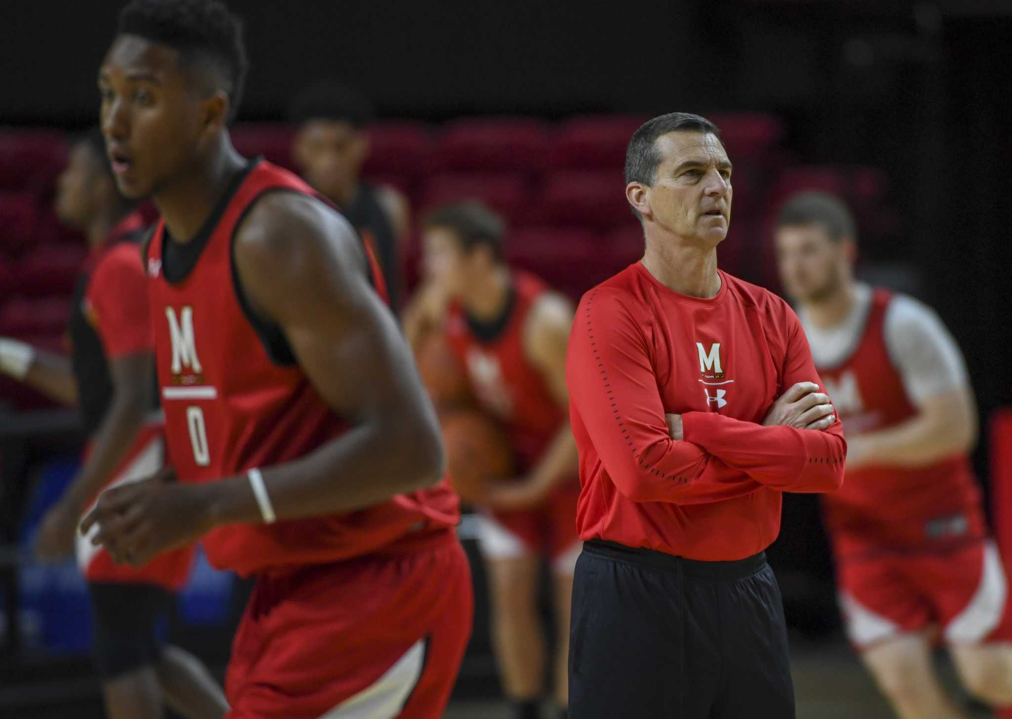 Mark Turgeon likes his basketball team, and Maryland fans sure need something to...