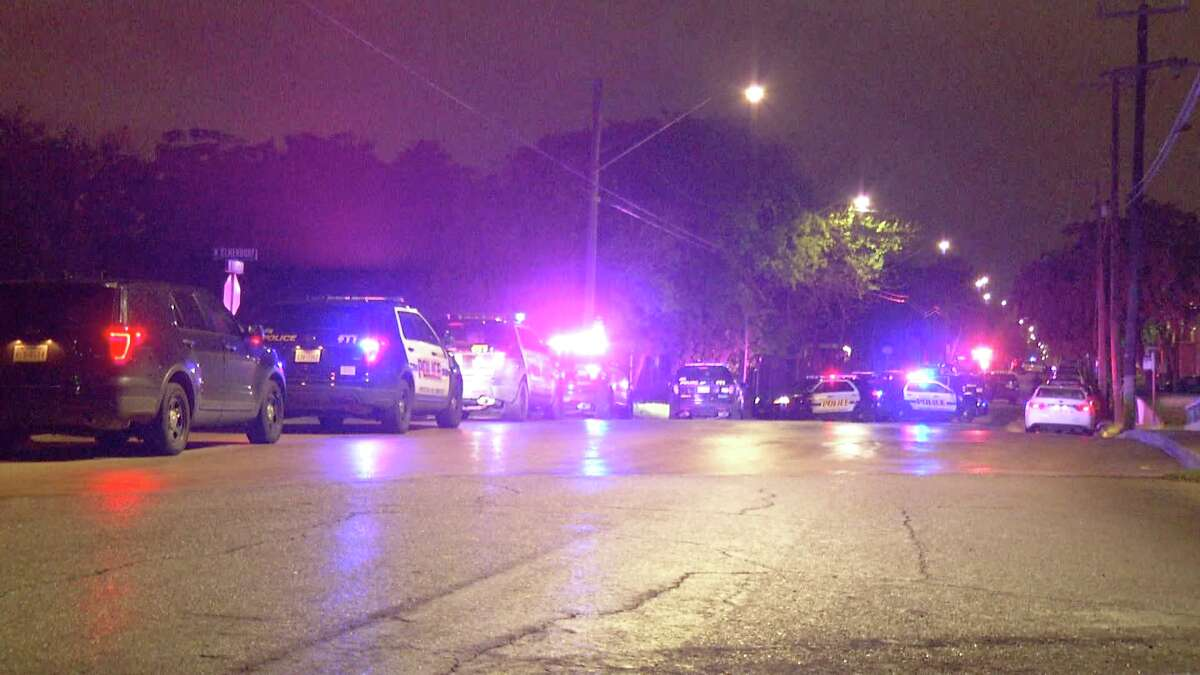 One person was killed and another hospitalized in an officer-involved shooting early Wednesday on the West Side, according to San Antonio Police Chief William McManus.