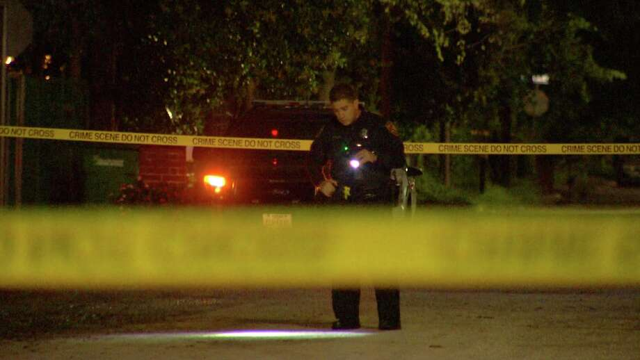 A man stabbed his mother's boyfriend in the back late Tuesday during an argument between the couple at a West Side residence. Photo: Ken Branca
