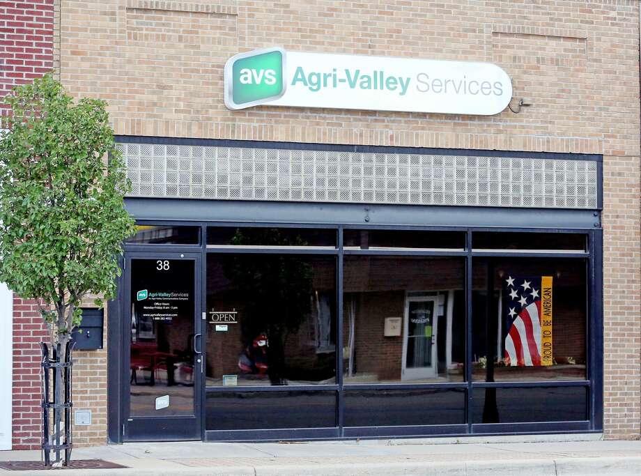 FILE — Agri-Valley Services. Photo: Paul P. Adams/Huron Daily Tribune
