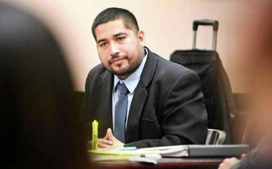 Guillermo Capetillo is seen at the 49th District Court on Tuesday. Photo: Danny Zaragoza