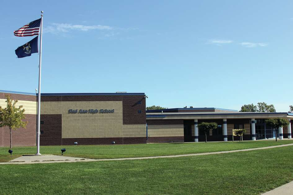 Bad Axe High School was named the best high school. No. 2 was Lakers High School and No. 3 was Harbor Beach High School.
