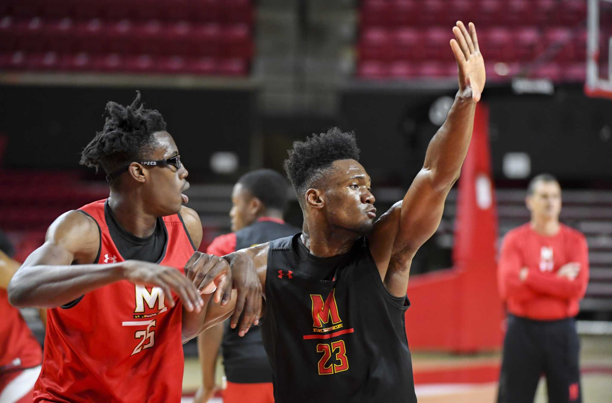 Maryland basketball gets ready for season touting the promise of its youth - SFG...