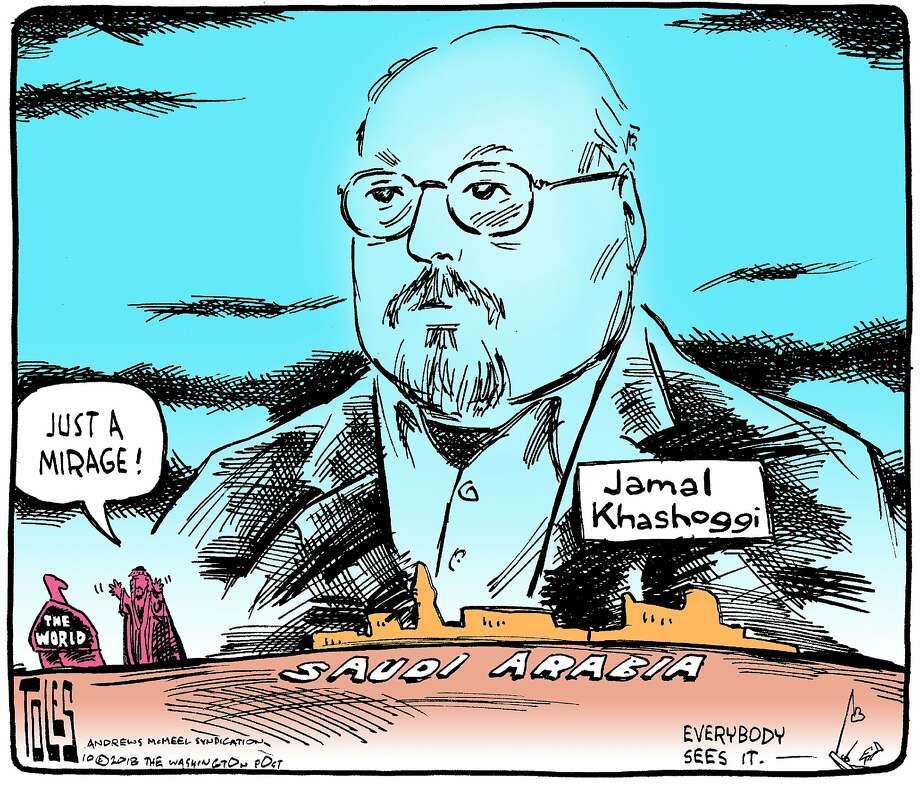 Tom Toles Editorial Cartoon Photo: Tom Toles