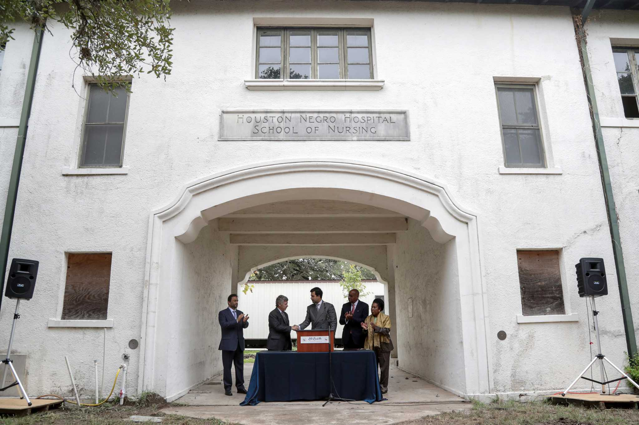 With Qatar's help, Harris County to reopen Third Ward hospital - Houston Chron...