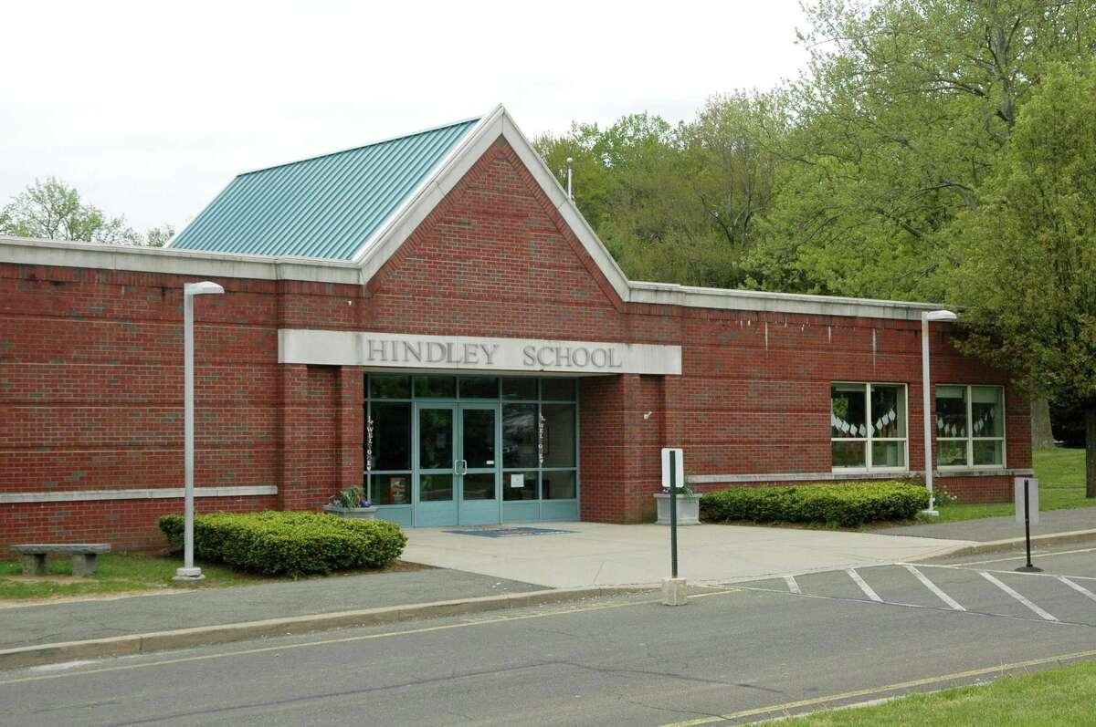 Hindley School 10 Nearwater Lane in Darien on Wednesday May 11, 2011.