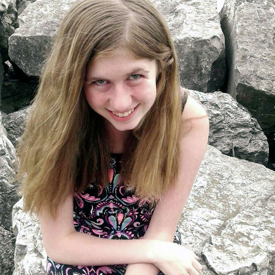 This undated photo provided by Barron County, Wis., Sheriff's Department, shows Jayme Closs. The teen, who went missing in October, was found alive. Photo: AP