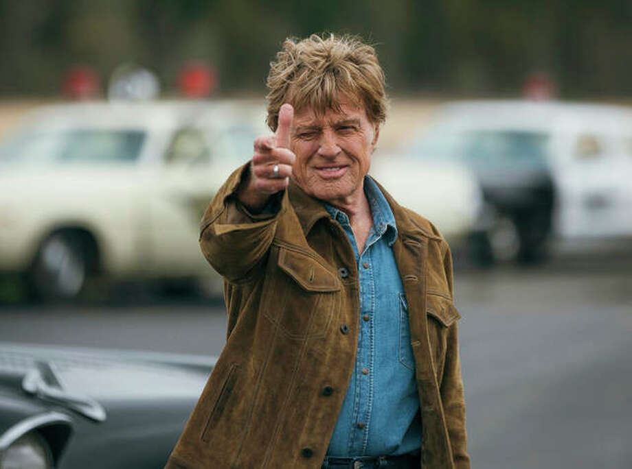 "This image released by Fox Searchlight shows Robert Redford in a scene from the film, ""The Old Man & The Gun."" Redford stars as an aged bank robber in David Lowery's film based-on-a-true-story heist. Photo: Eric Zachanowich/Fox Searchlight Via AP"