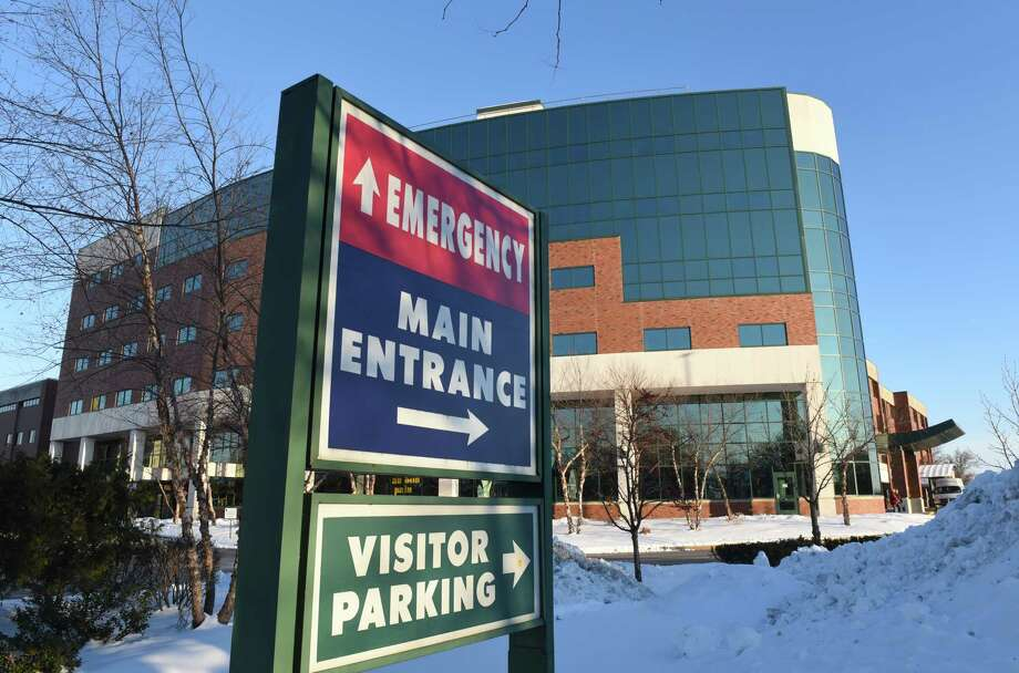 Glens Falls Hospital on Wednesday Dec. 14, 2016 in Glens Falls, N.Y. (Michael P. Farrell/Times Union) Photo: Michael P. Farrell, Albany Times Union / 20039157A