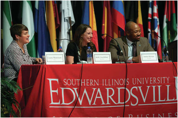 "Several panels were held during SIUE Diversity Day including ""Why This Day is Important"" and ""Intersectionality."""