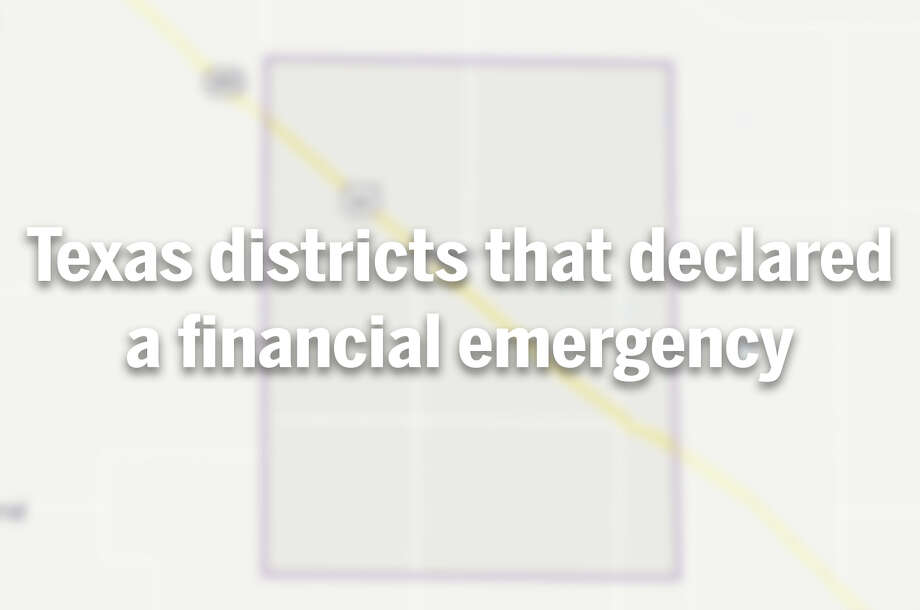 See which Texas school districts declared a financial emergency in recent years. Photo: Google Maps