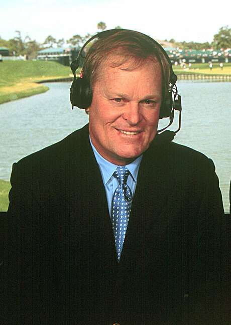 NBC golf analyst Johnny Miller is shown in a 2002 photo. Photo: Rusty Jarrett / Associated Press