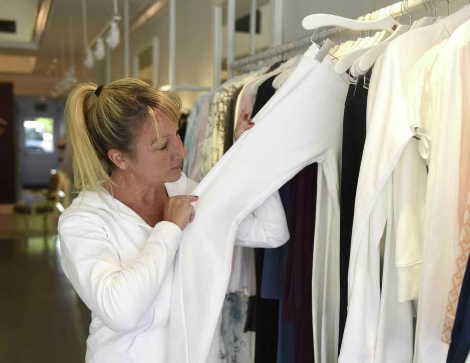 Summer Wildes founder Erin Walker will show off new items in her fashion line at an in-store shopping event from 11 a.m. to 4 p.m. Saturdayat Back 40 Mercantile at 264 Sound Beach Ave. in Old Greenwich. Summer Wildes is a brand of luxury lingerie, athleisure, and loungewear designed by Greenwich resident Erin Wildes Walker. Walker will be at Back 40 to share her collection personally. For more information, email summer@summerwildes.com. Photo: File / Tyler Sizemore / Hearst Connecticut Media / Greenwich Time