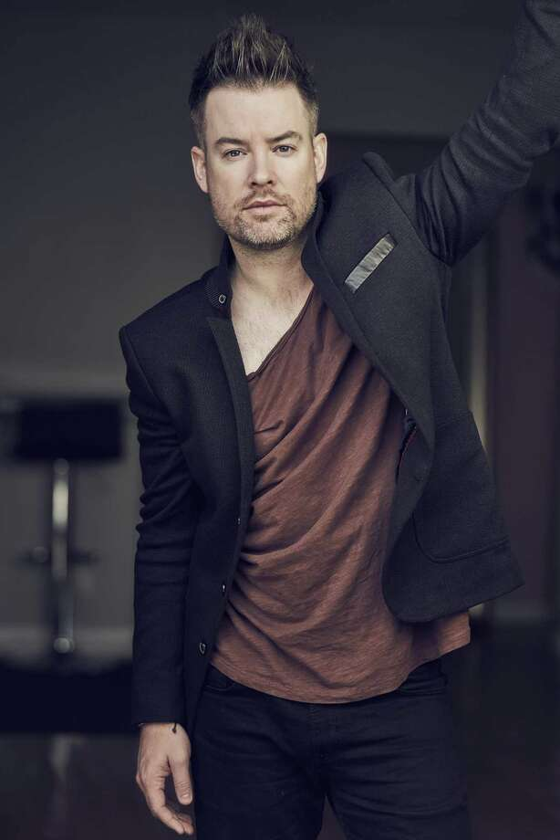 "Singer-songwriter and Season 7 ""American Idol"" winner David Cook's acoustic tour comes to the Ridgefield Playhouse Nov. 7. Photo: Bobby Quillard / Contributed Photo / Connecticut Post Contributed"