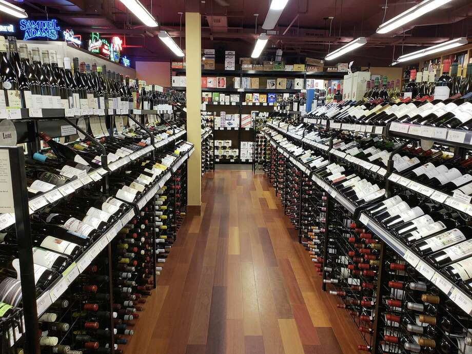Picking a wine in a well-stocked store can be overwhelming. Photo: Frank Whitman / For Hearst Connecticut Media / Norwalk Hour freelance