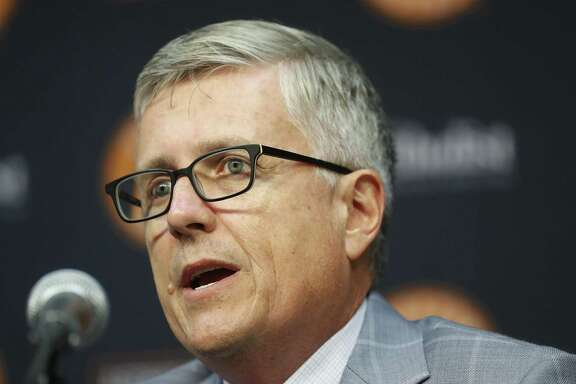 General manager Jeff Luhnow is confident the Astros will find capable replacements for pioneering analytical gurus Sig Mejdal and Mike Fast.
