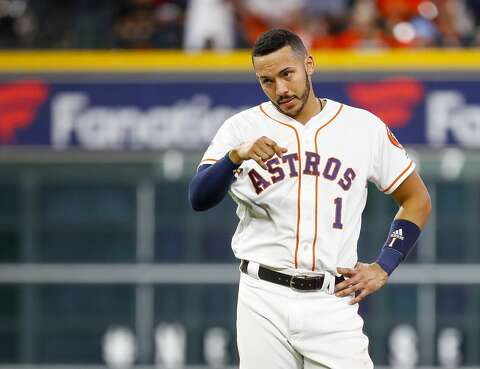 Carlos Correa moves to cleanup spot for Astros in ALCS Game