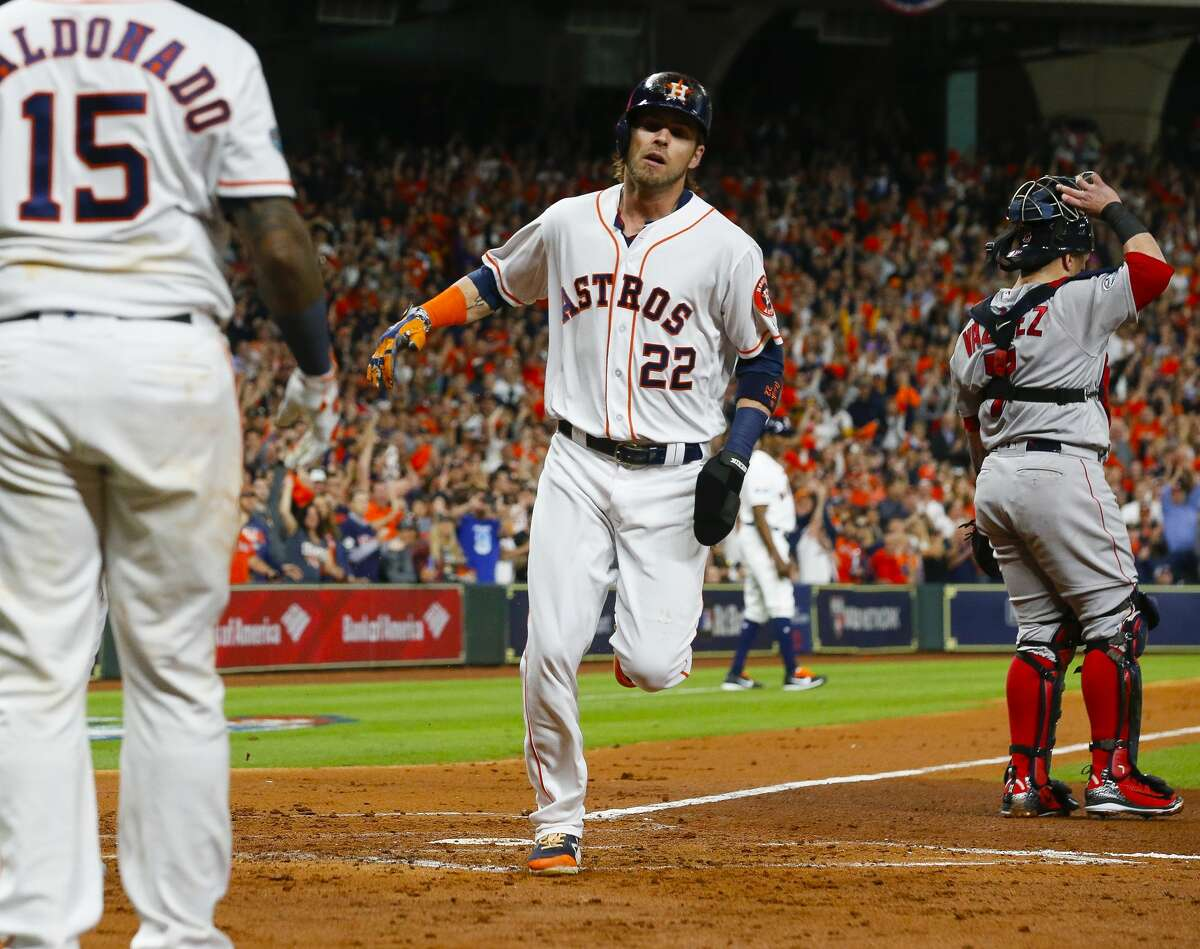HOUSTON ASTROS 2018 SALARIES Josh Reddick, OF $13 million Four-year, $52 million contract. Can become a free agent after 2020 season.